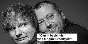 Ünlü Müzisyen Ed Sheeran'ın Kişisel Güvenlik Görevlisinin Bol Eğlenceli Instagram Hesabı