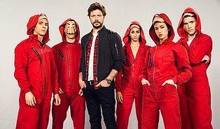Netflix'in Popüler Dizisi 'La Casa De Papel'in 3. Sezonu Geliyor!