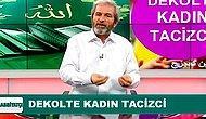 Akit TV'den Bir Skandal Daha: 'Dekolte Giyen Kadın Tacizcidir, Cezalandırılmalı'