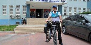 Hem Çevreci Hem Tasarruflu: Makam Aracı Yerine Bisiklet Kullanan Emniyet Müdürü Yasin Uğurtaş