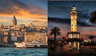 Yüzde Kaç İzmir Kadını, Yüzde Kaç İstanbul Kadınısın?