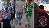 Anlamını Bilmeden Giydikleri Kıyafetlerle Çok Tehlikeli Sularda Yüzen 15 Kişi