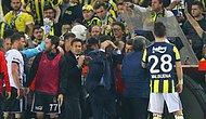 Şenol Güneş Hastaneye Kaldırıldı! Fenerbahçe-Beşiktaş Derbisi, Çıkan Olaylardan Dolayı Tatil Edildi