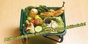 Artan Yemekleri Çöpe Atarken Vicdanınızın Sızlamaması İçin Uygulayabileceğiniz 16 Öneri