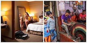 Dünyanın Dört Bir Yanından İnsanların İlk İş Deneyimlerinin Fotoğraflandığı Dikkat Çekici Proje