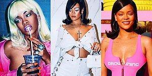 Rihanna'nın Coachella Stiliyle 60'lar Yeniden! Saçınız ve Makyajınızda 60'lı Yıllar Rüzgarı Estirecek 13 Öneri