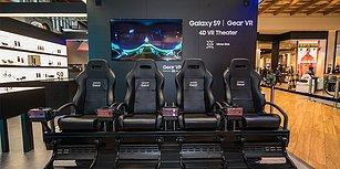 Teknoloji Severlerin Merakla Beklediği Samsung Galaxy Studio 20 Nisan'da İstinyePark'ta Başlıyor!