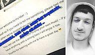 Türk Asıllı Sağır-Dilsiz Uber Şoförü Müşterilerine Yazdığı Notla Gündem Oldu