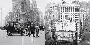 New York'un 1911 Yılından Ait Günlük Yaşamından Muhteşem Görüntüler