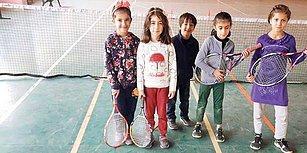 Şırnak'ta Tenis Kortu Açıp Kendini Çocuklara Adadı: Ataması Yapılmayan Öğretmen Hüseyin Buğa'nın Hikayesi