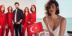 La Casa De Papel'den Bir Müjde Daha! Kadroya Bir Türk Oyuncu Ekleniyor ve Adı da İstanbul