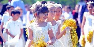 Objektiflere Yansıyan 23 Kare ile Ulusal Egemenlik ve Çocuk Bayramı