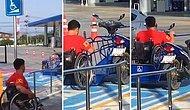 Motosikleti Tekerlekli Sandalyesi İçin Modifiye Eden Adamın Muhteşem Tasarımı