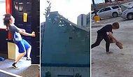Şiddetli Rüzgarların Günlük Hayata Etkisiyle Ortaya Çıkan İnanılmaz Görüntüler
