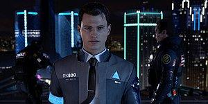 Robotlar Dünya'yı Ele Geçirecek: Detroit Become Human'ın Demosunu İnceliyoruz!