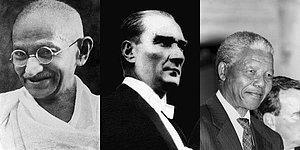 Tarihi Liderlerden Akılda Tutulması Gereken Ders Niteliğindeki Öğütler