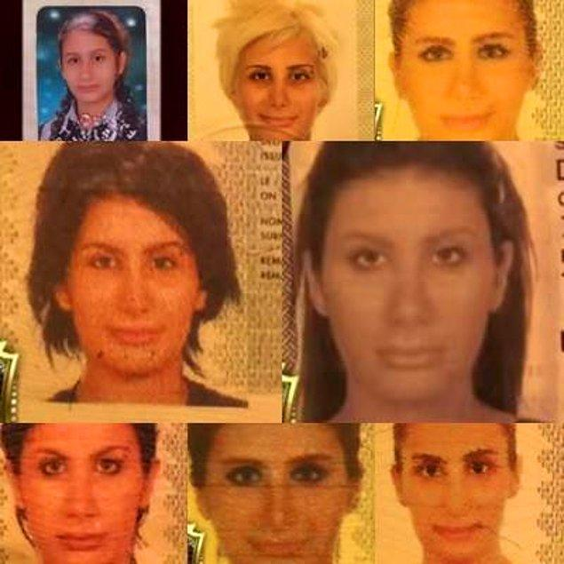 Buradan vize için çektirdiği fotoğraflardan eski hallerini görebilmeniz mümkün. 😅