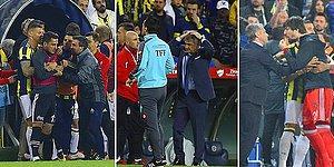 Olaylı Fenerbahçe-Beşiktaş Derbisi Kaldığı Yerden Seyircisiz Devam Edecek