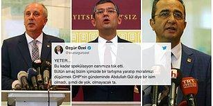 İtiraz, Yalanlama ve Bir İsyan: CHP'den Peşi Sıra 'Abdullah Gül' Açıklaması Geldi