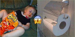 Çocukların İnsanı Sağlam Delirtebileceğinin Kanıtı, Görünce Kahkahalara Boğulacağınız 20 Fotoğraf