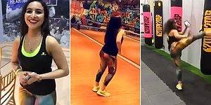 Bu da Oldu! Sporcu Kadın Tayt Giydi Diye Spor Salonunu Kapattılar!