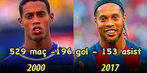 Dünyadaki Her Futbolseverin Gönlüne Taht Kurdu: Futbolun Yaşayan Efsanesi Ronaldinho