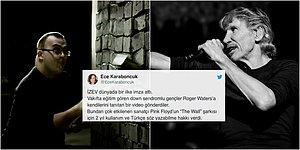 Sıra Sende: Roger Waters Kült Şarkının Haklarını Türkiye'deki Down Sendromlu Bireylere Verdi!