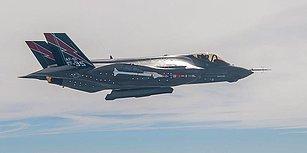 ABD'li Senatörlerden F-35'lerin Türkiye'ye Sevkiyatını Engellemek İçin Tasarı