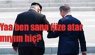 Güney Kore ve Kuzey Kore'nin Barışmasını Mizahıyla Kutlayan 13 Kişi