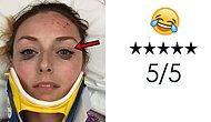 Bir Kadının Trafik Kazası Geçirdikten Sonra Bile Bozulmayan Eyeliner'ı Hakkında Attığı Mükemmel Yorum