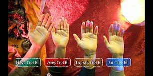 El Falı: Bize Elini Göster Sana Kim Olduğunu Söyleyelim