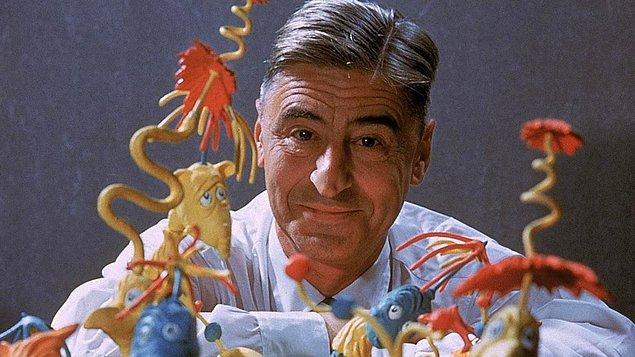 6. Yazdığı çocuk kitaplarıyla tanınan Dr. Seuss, aldattığı kanser hastası eşinin intiharı üzerine metresiyle evlenmiştir.