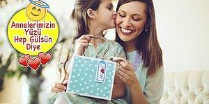 Anneler Günü Yaklaşıyor: Annenize En Güzel Hediyeyi Vermeniz İçin 11 Şahane Öneri