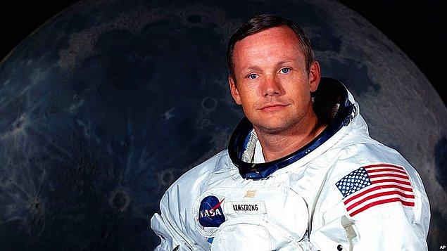 5. Neil Armstong, Astronot