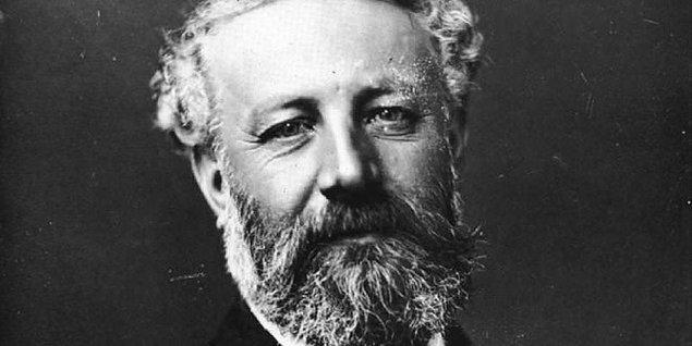 9. Jules Verne, Yazar
