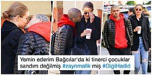 Gözde Çift Kaldığı Yerden Devam! Gigi Hadid ve Zayn Malik Barıştı, Öpüşme Fotoğrafları Ortalığı Yıktı!