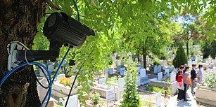 Çorum'da Esrarengiz Olay: Halk 'Mezarlıkta Ağlayan Kız'ın Peşine Düştü, Gizemi Kameralar Çözecek
