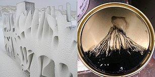 Bilinçsizce Ortaya Çıkarılan Sanatın Çok Daha Makbul Olduğunu Gösteren 27 Kare