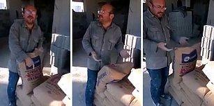 İnşaat İşçisi İsyan Etti: '1 Torba Çimento Neden 50 Kilo, 25 Kilo Olsun!'