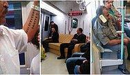 Karşılaşınca Aktarma Kart Basmış Kadar Keyiflendirecek 21 Absürt Metro Manzarası