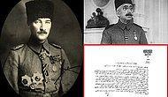 Atatürk'ün Samsuna Giderken ''Kendim Yazdırdım'' Dediği Yetki ve Görev Listesi!
