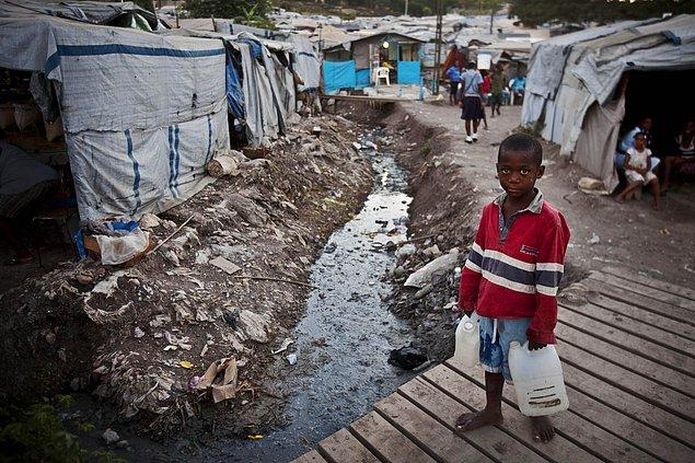 9. Yoksulluktan şikayetçi olanlar için gidilmeyecek ülke: Jamaika
