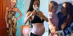 Hint Keneviri Yağı ve Nişanlısının Sonsuz Desteği ile Anoreksiyayı Yenip Anne Olan Şanslı Kadın