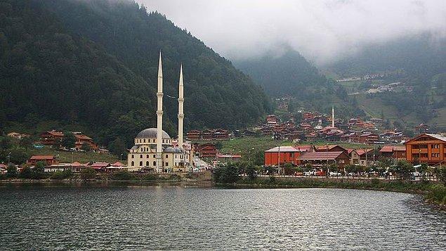 'Trabzon'daki yoğunluğu çevre illere kaydıralım istiyoruz'