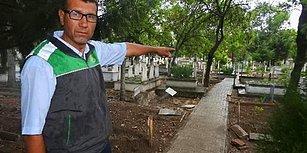Mezarlıktaki Kızı İlk Gören Görevli Konuştu: 'Yardım Etmek İstedim, Karanlıkta Kayboldu'