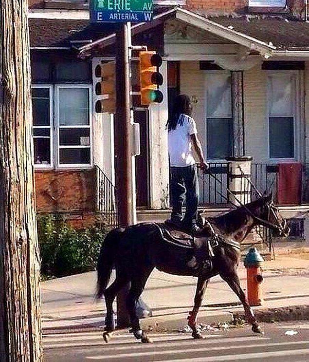 18. At binmeye alışılmışın dışında bir yorum getirmek!