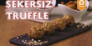 Şekersiz Atıştırmalıkların En Güzeli: Şekersiz Truffle Nasıl Yapılır?