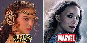 Hem Star Wars Hem Marvel Evreninde Oynama Ayrıcalığına Erişmiş 15 Ünlü Oyuncu