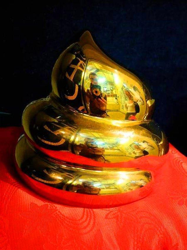 9. İster inanın ister inanmayın, kakanız altın ve gümüş gibi değerli madenlerle doludur!