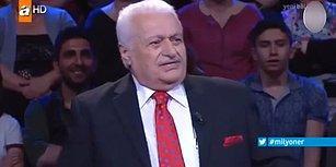 Başbakan Binali Yıldırım'a Benzeyen Kim Milyoner Olmak İster Yarışmacısının İlginç Cevabı!